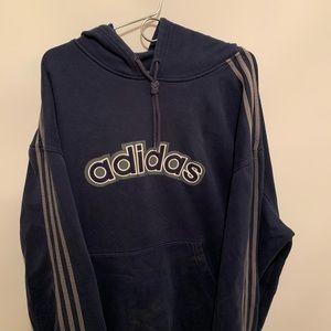 Adidas Mens winter hoodie sweatshirt 2XL